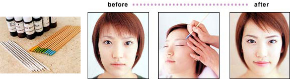 Semi permanent makeup image